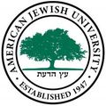 American Jewish University – 116846 logo