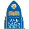 Ave Maria University – 446048 logo