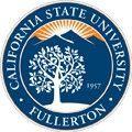 California State University-Fullerton – 110565 logo