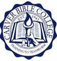 Carver Bible College – 139287 logo