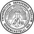 DePauw University – 150400 logo