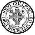 Iona College – 191931 logo