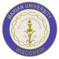 Marian University – 151786 logo