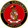 Towson University – 164076 logo