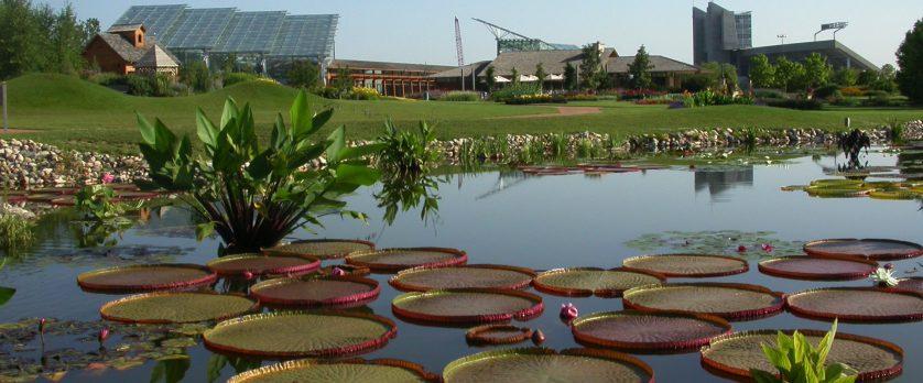 Reiman Gardens at Iowa State University