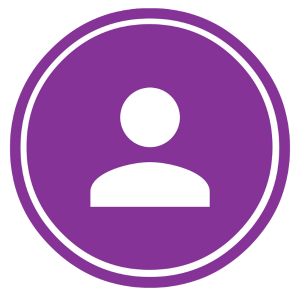 purple user