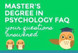 MA in Psychology FAQ